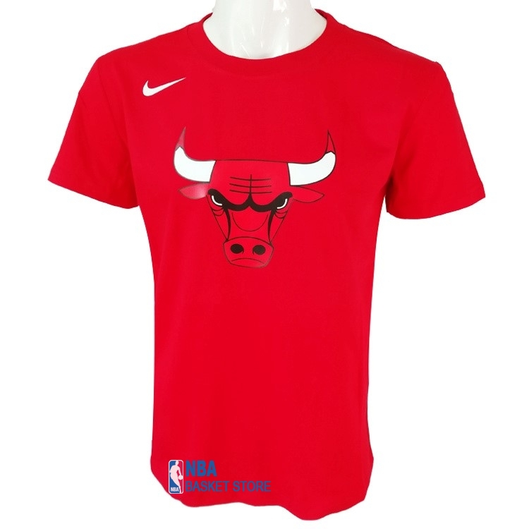 Achat T-Shirt Chicago Bulls Nike Rouge