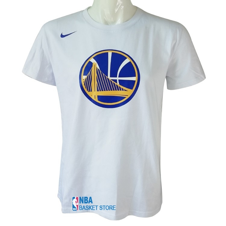 Achat T-Shirt Golden State Warriors Nike Blanc Ville