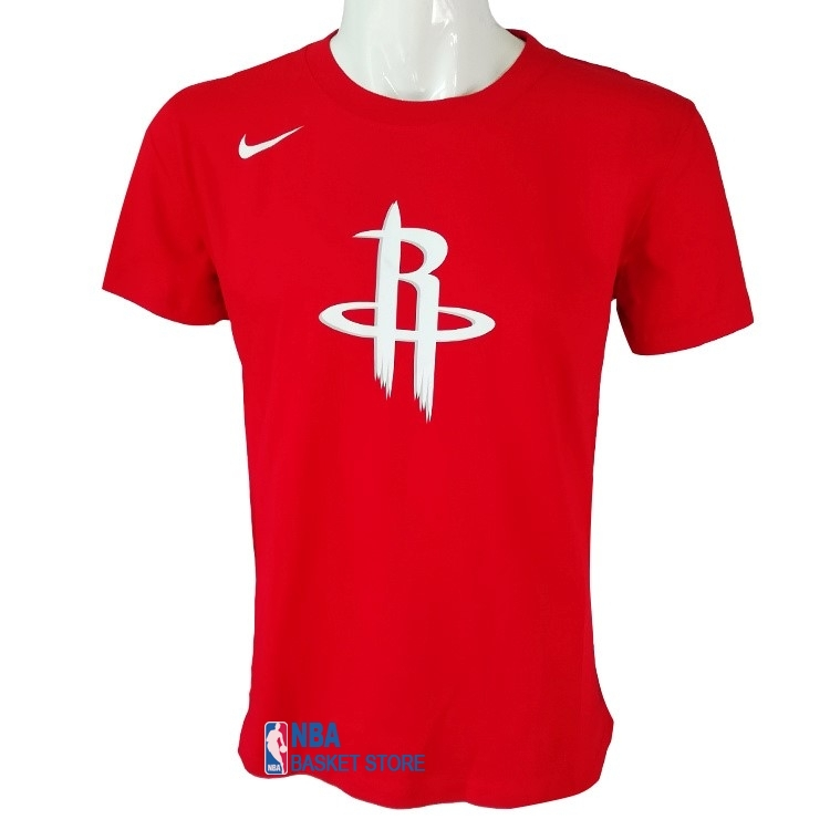 Achat T-Shirt Houston Rockets Nike Rouge