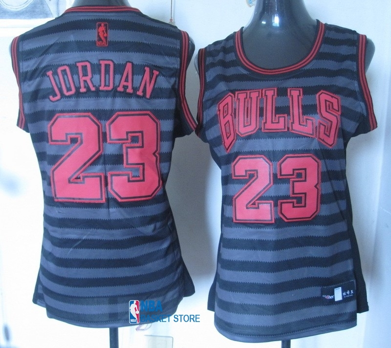 Achat Maillot NBA Femme Groove Fashion NO.23 Michael Jordan