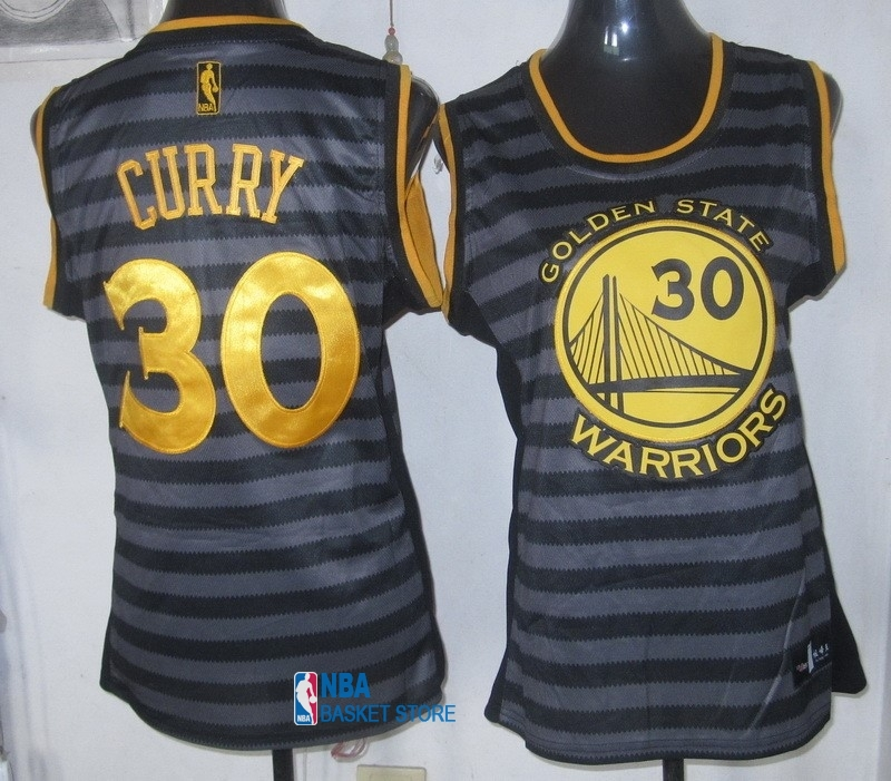 Achat Maillot NBA Femme Groove Fashion NO.30 Stephen Curry