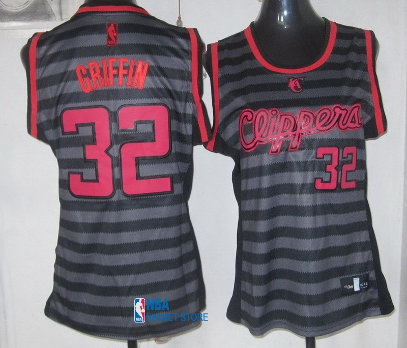 Achat Maillot NBA Femme Groove Fashion NO.32 Blake Griffin