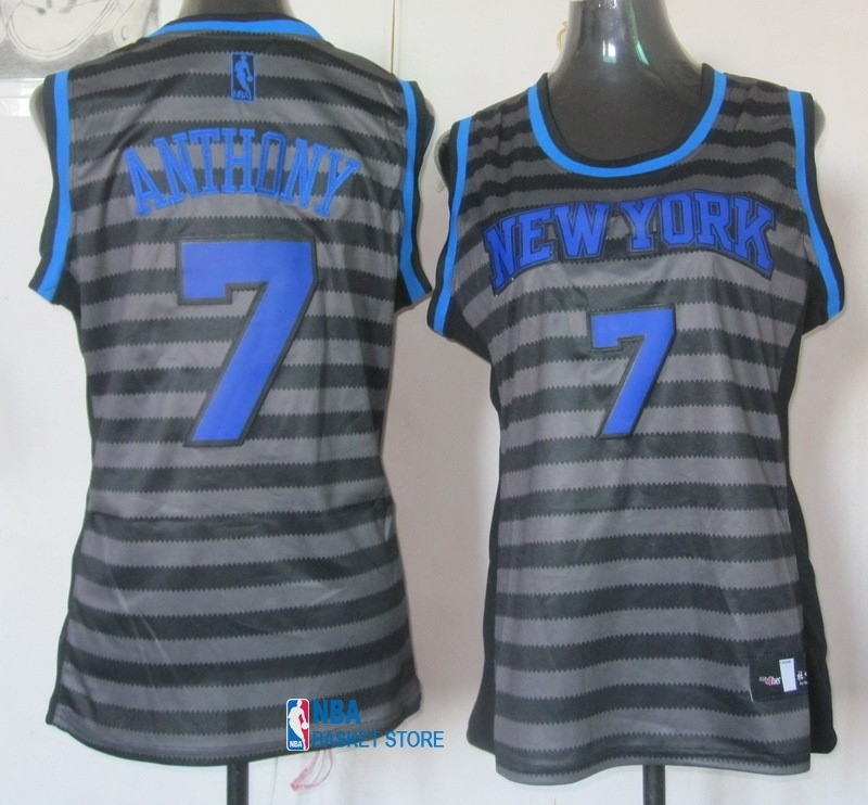Achat Maillot NBA Femme Groove Fashion NO.7 Carmelo Anthony
