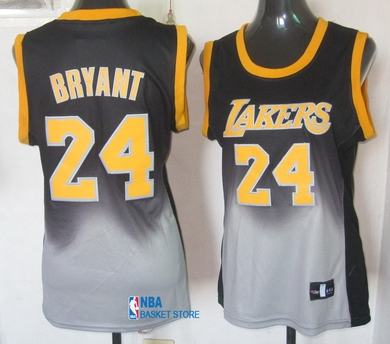 Achat Maillot NBA Femme Retentisse Fashion NO.24 Kobe Bryant