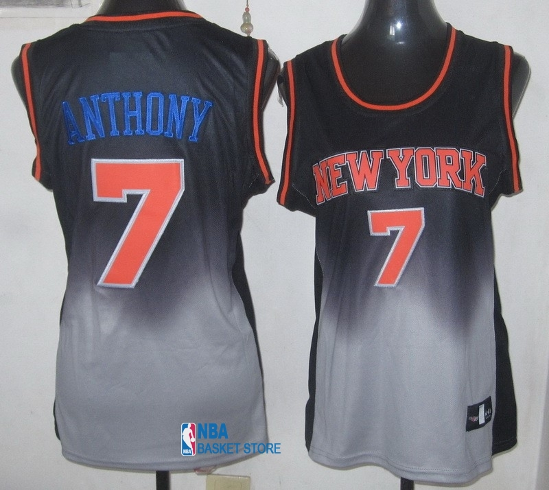 Achat Maillot NBA Femme Retentisse Fashion NO.7 Carmelo Anthony