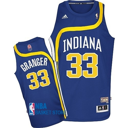 Achat Maillo ABA Indiana Pacers NO.33 Granger Bleu