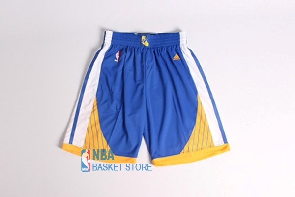 Achat Short Basket Golden State Warriors Bleu