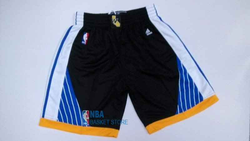 Achat Short Basket Golden State Warriors Noir