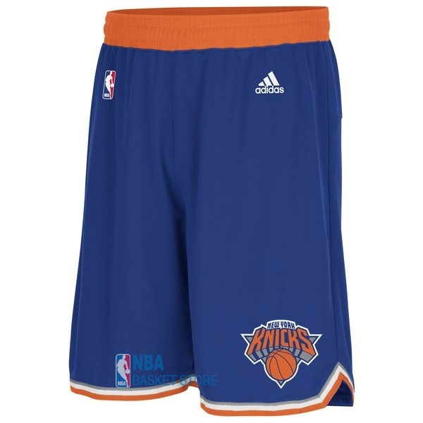Achat Short Basket New York Knicks Bleu