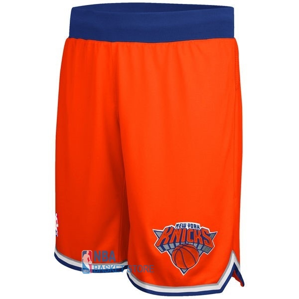 Achat Short Basket New York Knicks Orange