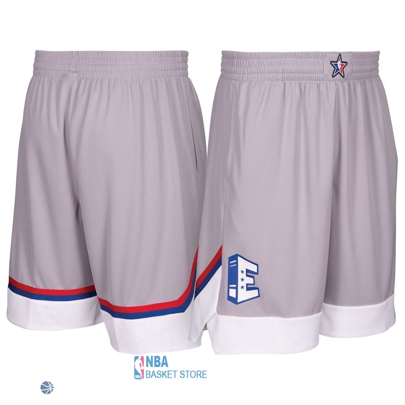 Achat Short Basket 2017 All Star Gray